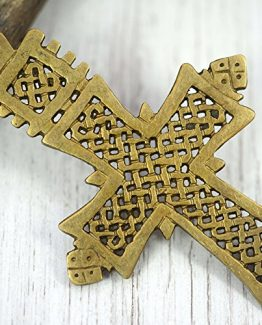 Traditional Ethiopian Coptic Cross