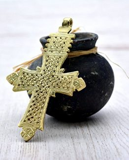 Traditional Ethiopian Coptic Cross