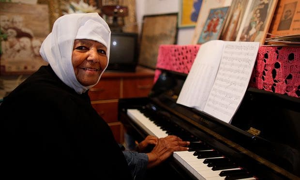 Ethiopia's Singing Nun…And Pianist