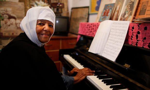 Ethiopia's Singing Nun…And Pianist