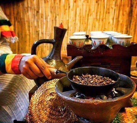 How to make Habesha Coffee (Buna)